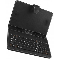 "Cover 7"" Tablet Mini / Micro USB KB"