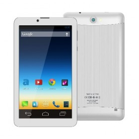 "Android Tablet 7"" HD DC 2G and 3G  (White)"
