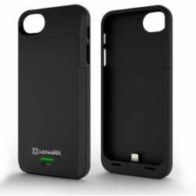 Lenmar Meridian iPhone 5 Battery Case, Black