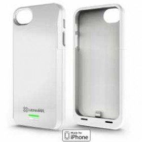Lenmar Meridian iPhone 5 Battery Case, White
