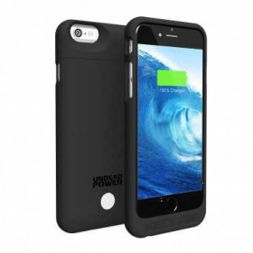 Lenmar Maven iPhone 6 Battery Case 3000mAH Black