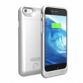 Lenmar Maven iPhone 6 Battery Case 3000mAH Silver