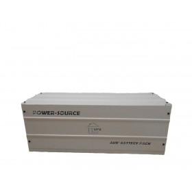 Battery Rack Module Excluding Castors