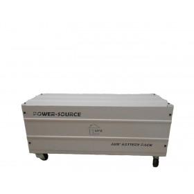 Battery Rack Module On Castors