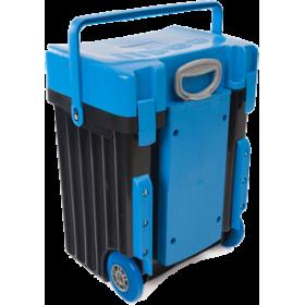 Cadii Bag - model B07 (Blue Lid - Black Body)