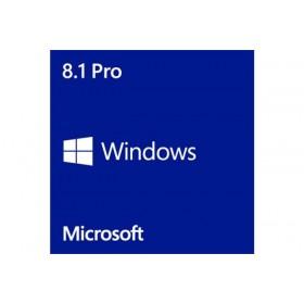 WINDOWS 8.1 PROFESSIONAL 64BIT 1 PK DSP DVD