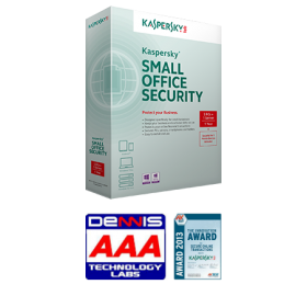 KASPERSKY SMALL OFFICE SECURITY FILE SERVER/USER