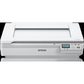 DS-50000N - A3, FLATBED, 600DPI, USB, LAN