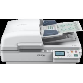 DS-6500N - A4, 25PPM, 50IPM, 1200DPI, ADF, USB,LAN