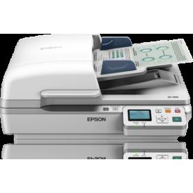 DS-7500N - A4, 40PPM/80IPM, 1200DPI, ADF, USB,LAN