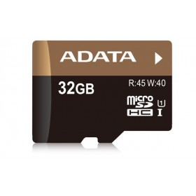 ADATA  MICRO SD HIGH CAPACITY 32GB CLASS 10