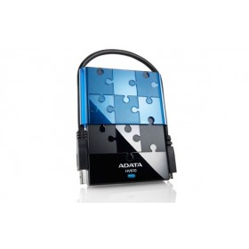 ADATA HV610 500GB 2.5 USB 3.0 HDD BLACK&BLUE
