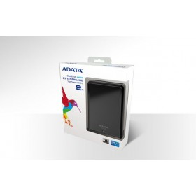 ADATA HV620 2TB 2.5 USB 3.0 HDD BLACK