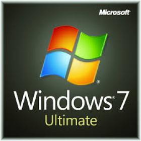 WINDOWS 7 ULTIMATE 64BIT