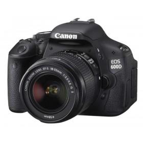 CANON EOS600D 18-55DC LENS KIT, 18MP