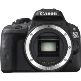 CANON EOS100D BODY ONLY, 18MP