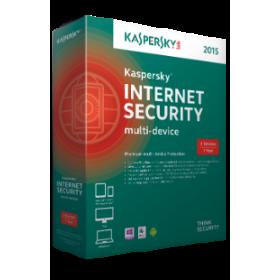 KASPERSKY INTERNET SECURITY 2015 - 2 USER