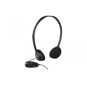 LOG OEM DIALOG 220 STEREO HEADSET - 3.5MM