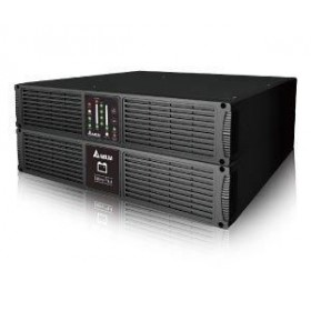 RACK OR TOWER WITH   6 X 12V9AH BATTERIES
