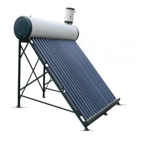Solar Water Heater 100 Litre - Close Coupled Low pressure (Gravity) System